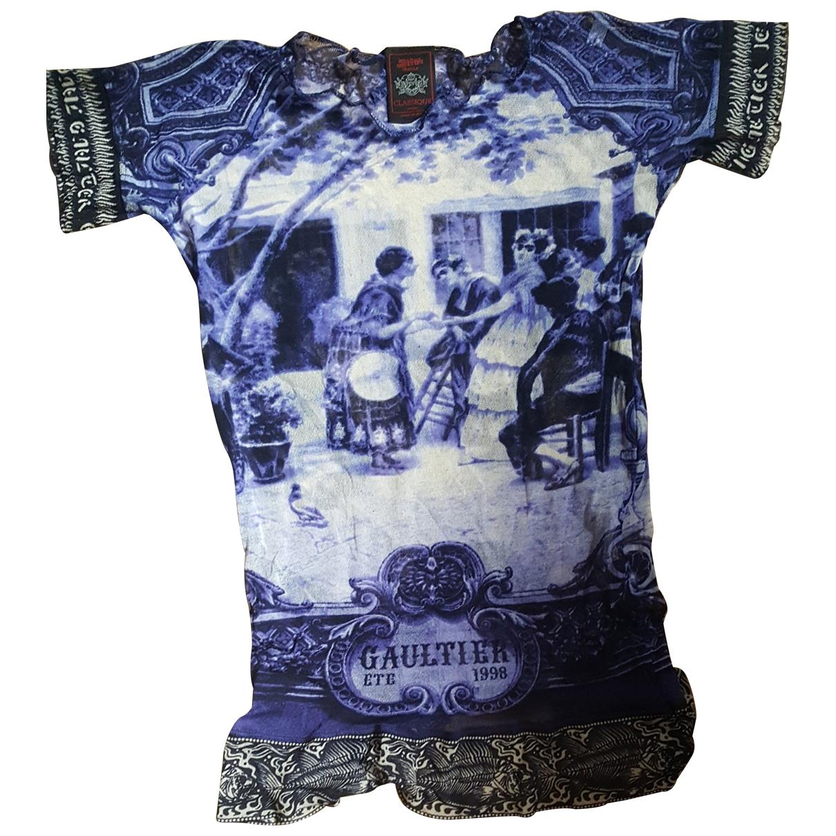 Jean Paul Gaultier \N Blue  top for Women 36 FR