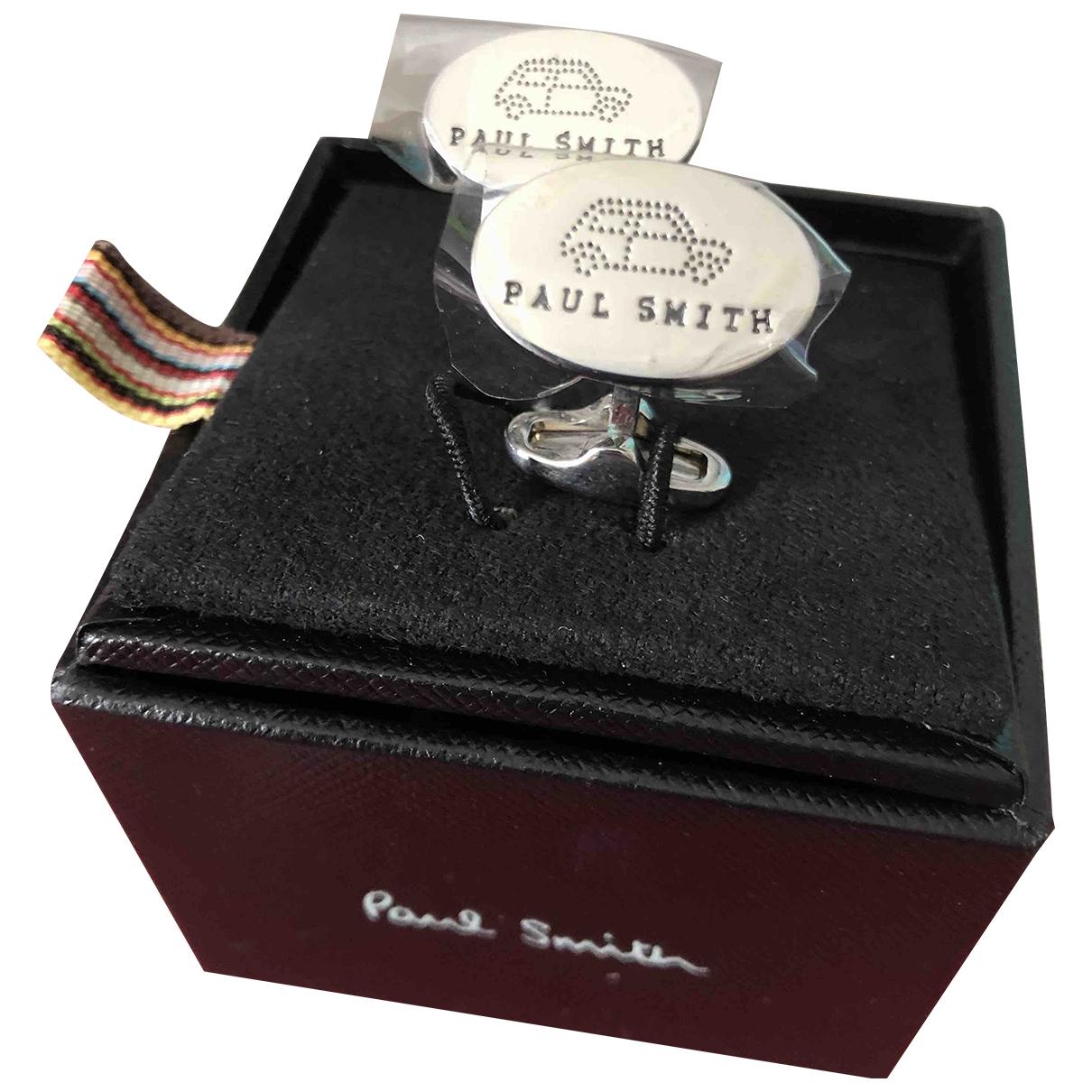 Paul Smith \N Silver Silver Plated Cufflinks for Men \N