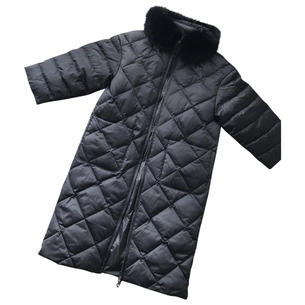 Max Mara Weekend \N Black coat for Women 38 IT