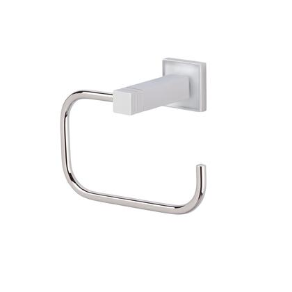 Cubis Plus 67424CR Toilet Roll Holder without Lid 4