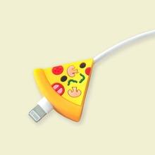 Dateikabelschutz mit Pizza Design