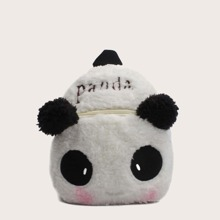 Boys Cartoon Panda Design Backpack