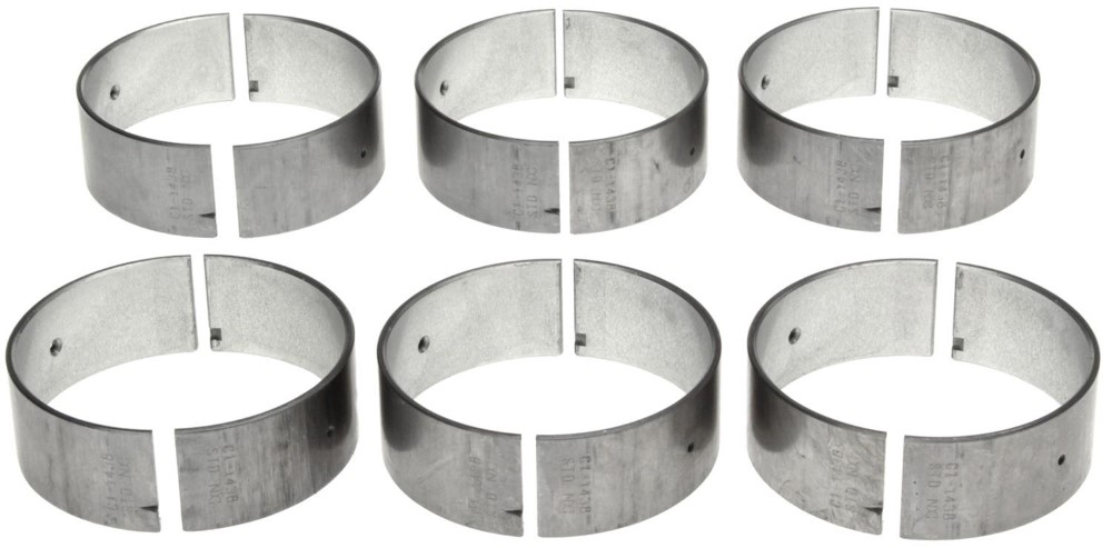 Clevite CB1656A50MM(6) .50mm Rod Bearing Set Toyota 1993-1998