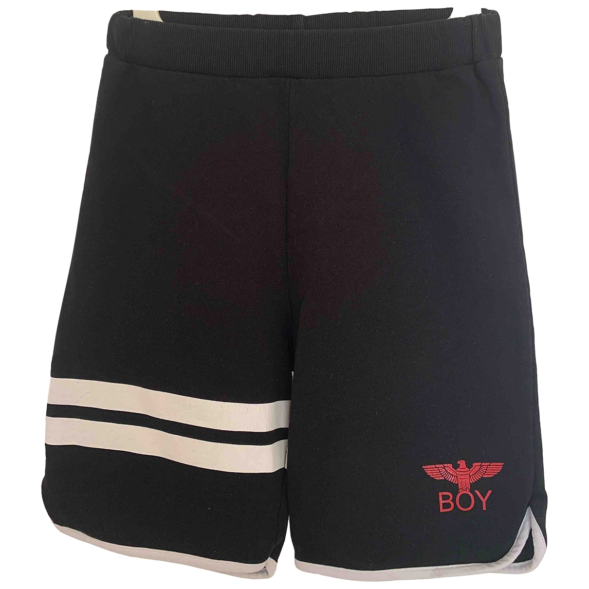 Boy London \N Shorts in  Schwarz Baumwolle