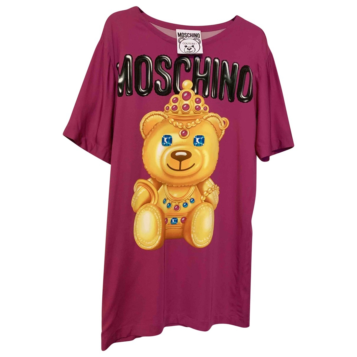 Moschino \N Pink dress for Women 38 IT