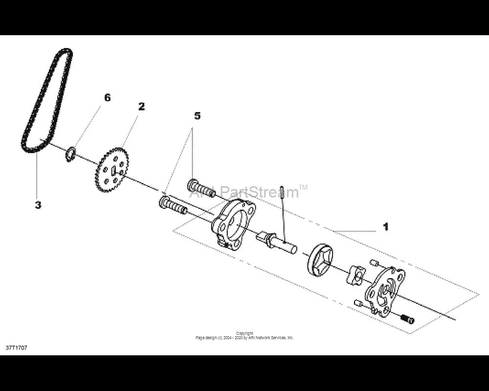 Can-AM OEM Oil Pump Chain