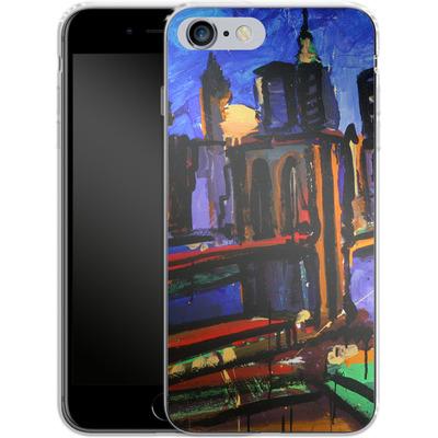 Apple iPhone 6 Plus Silikon Handyhuelle - Alive At Night von Tom Christopher