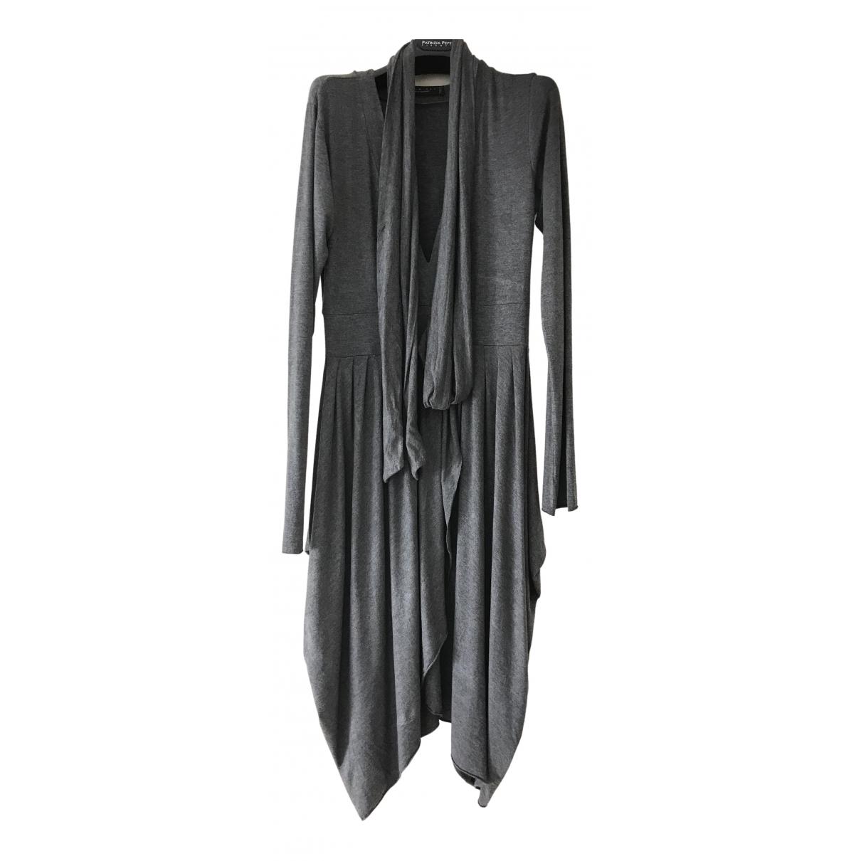 Twin Set - Robe   pour femme - gris