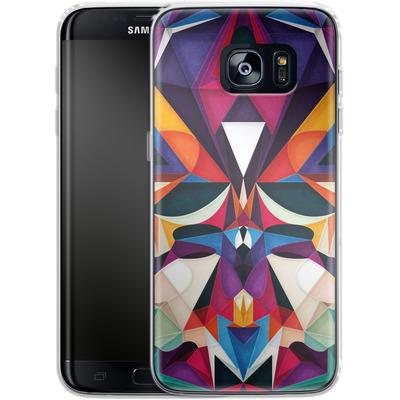Samsung Galaxy S7 Edge Silikon Handyhuelle - Emotion in Motion von Georgiana Teseleanu