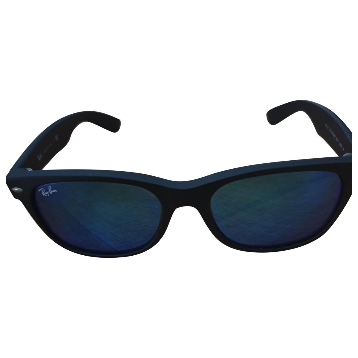 Ray-ban \N Sonnenbrillen in  Schwarz Kunststoff