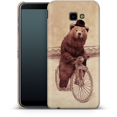 Samsung Galaxy J4 Plus Smartphone Huelle - Barnabus von Eric Fan