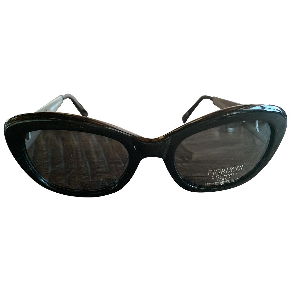 Fiorucci \N Black Sunglasses for Women \N