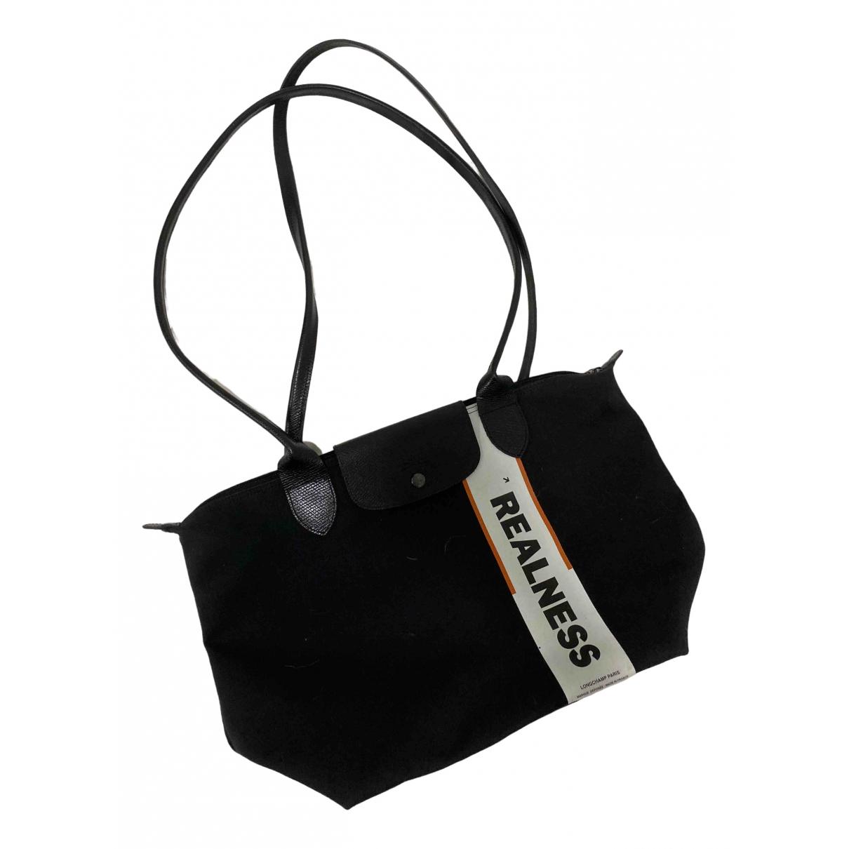Longchamp \N Black Travel bag for Women \N
