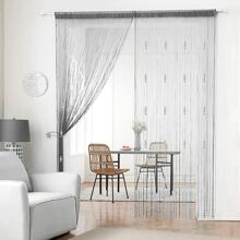1pc Beaded Crystal String Curtain