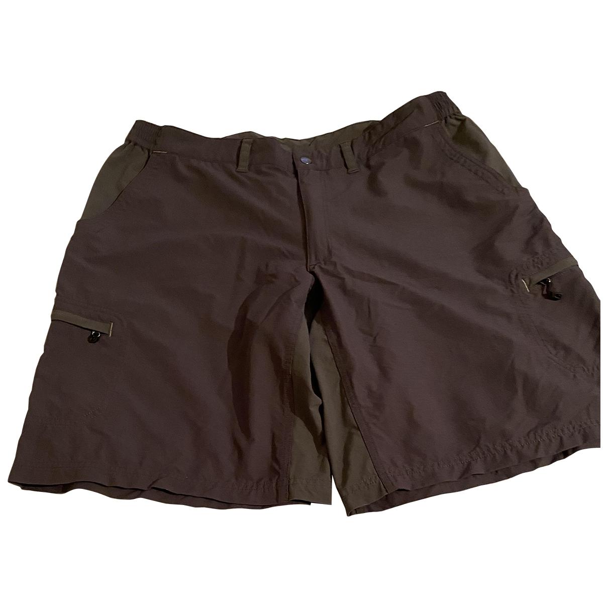 Patagonia \N Shorts in  Grau Viskose