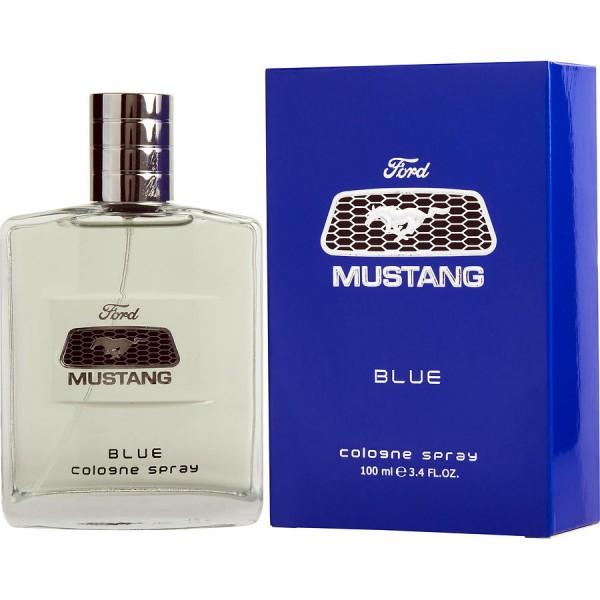 Mustang Blue - Ford Eau de Cologne Spray 100 ML