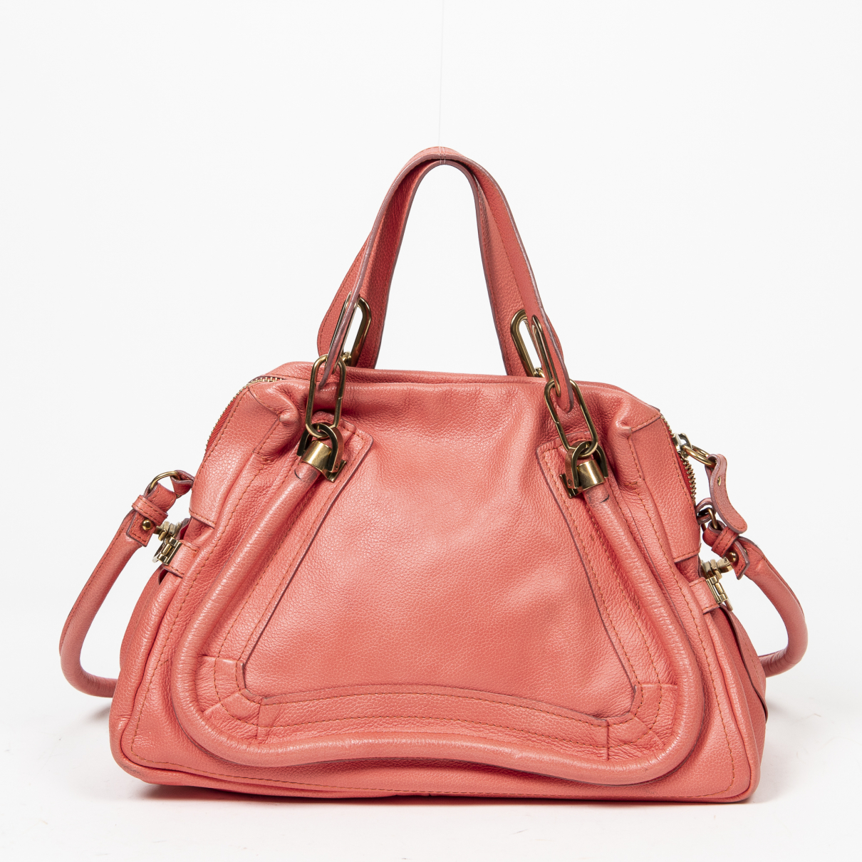 Chloé Paraty Leather handbag for Women \N