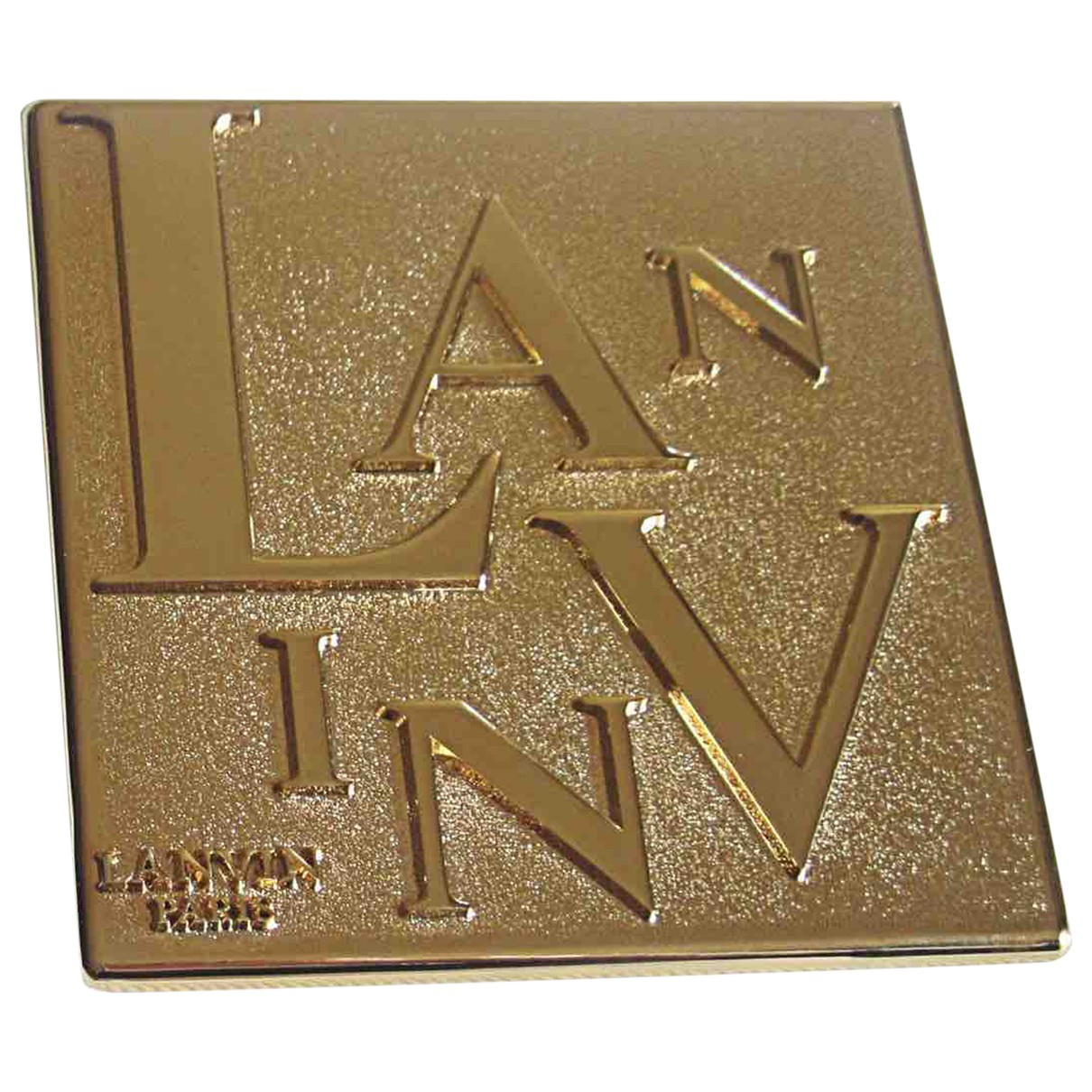 Lanvin \N Gold Metal Home decor for Life & Living \N
