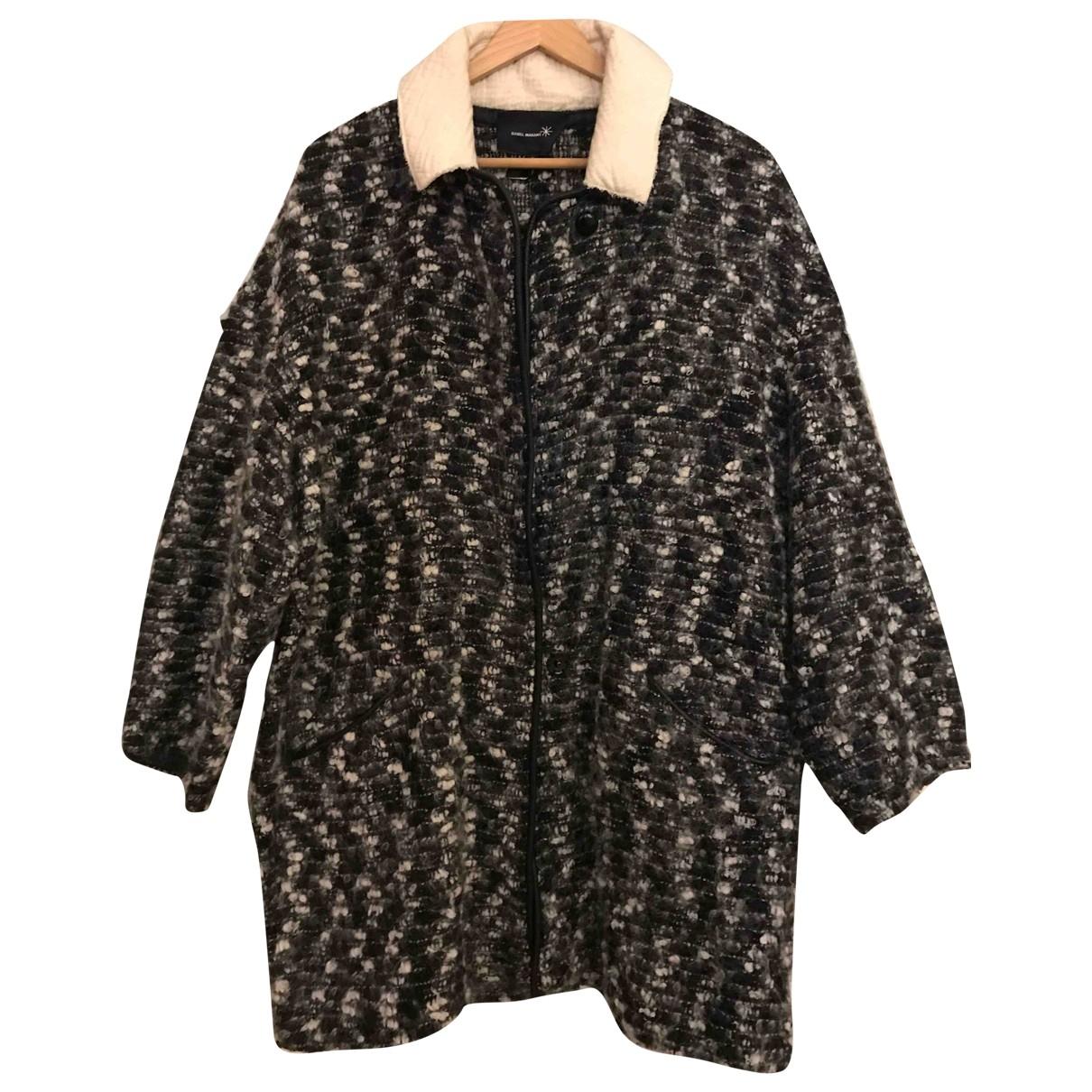 Isabel Marant \N Black Wool jacket for Women 42 IT