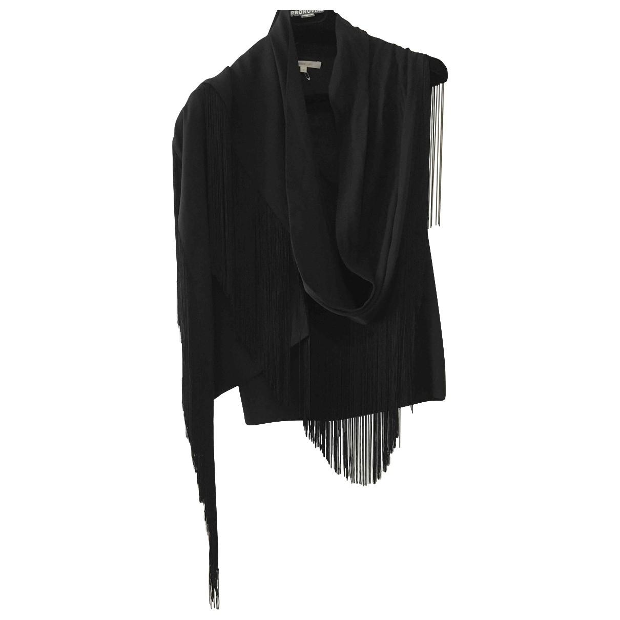 Vanessa Bruno - Top   pour femme en soie - noir