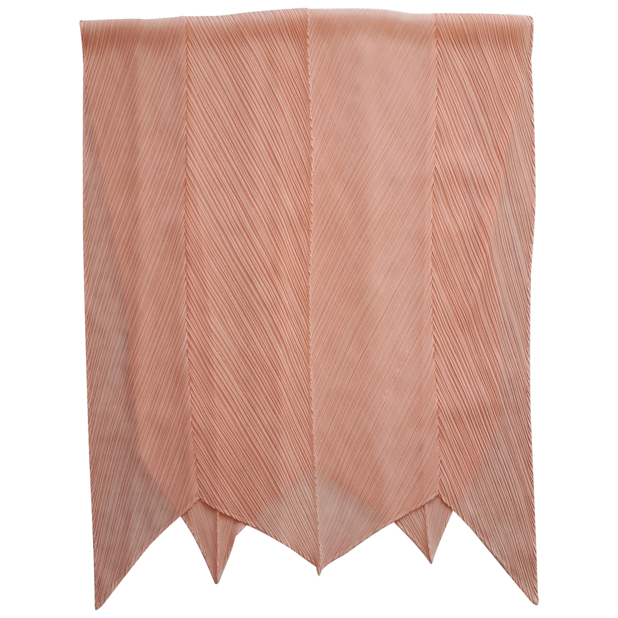 Pleats Please - Foulard   pour femme - rose