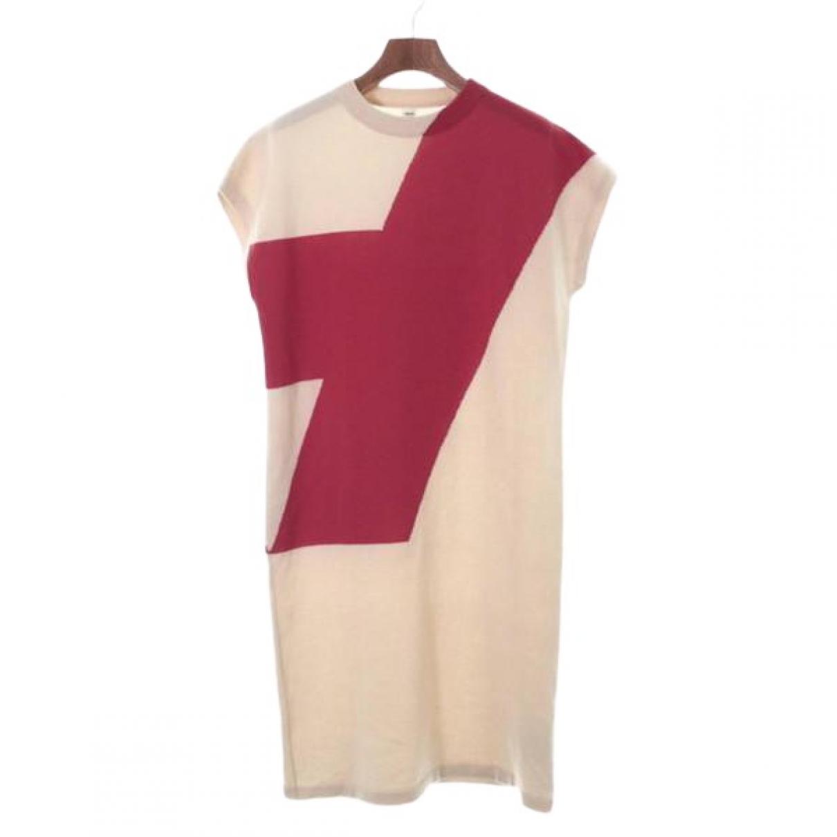Mini vestido de Cachemira Hermes