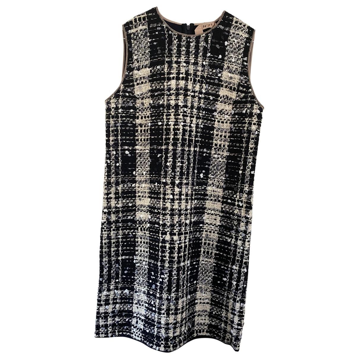 N°21 \N Kleid in  Bunt Baumwolle