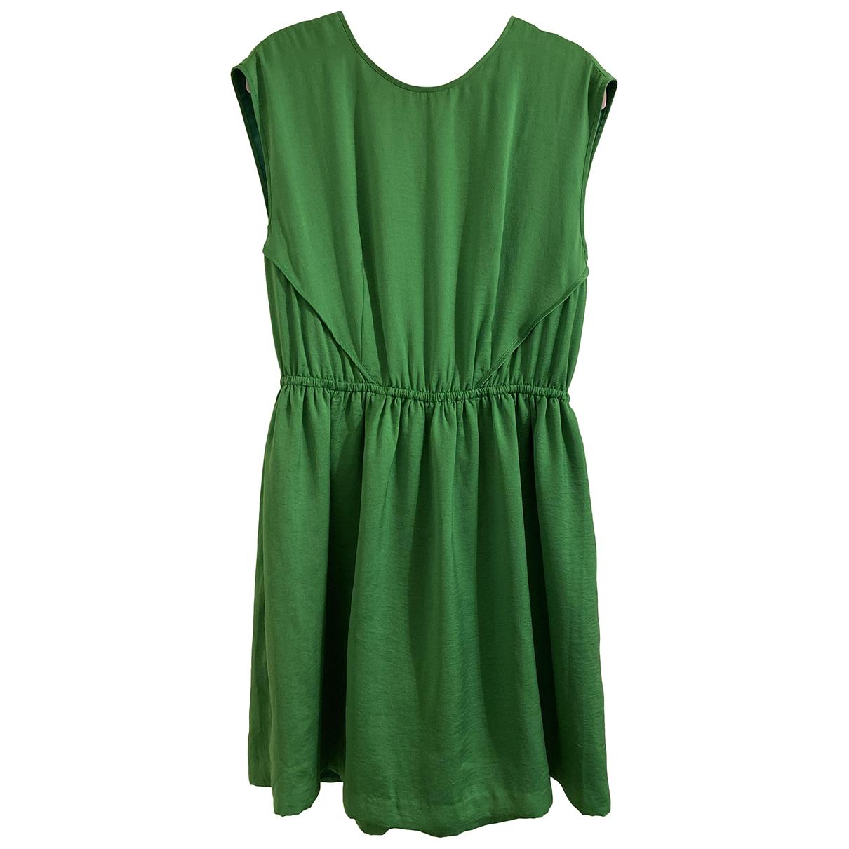 Emporio Armani - Robe   pour femme - vert