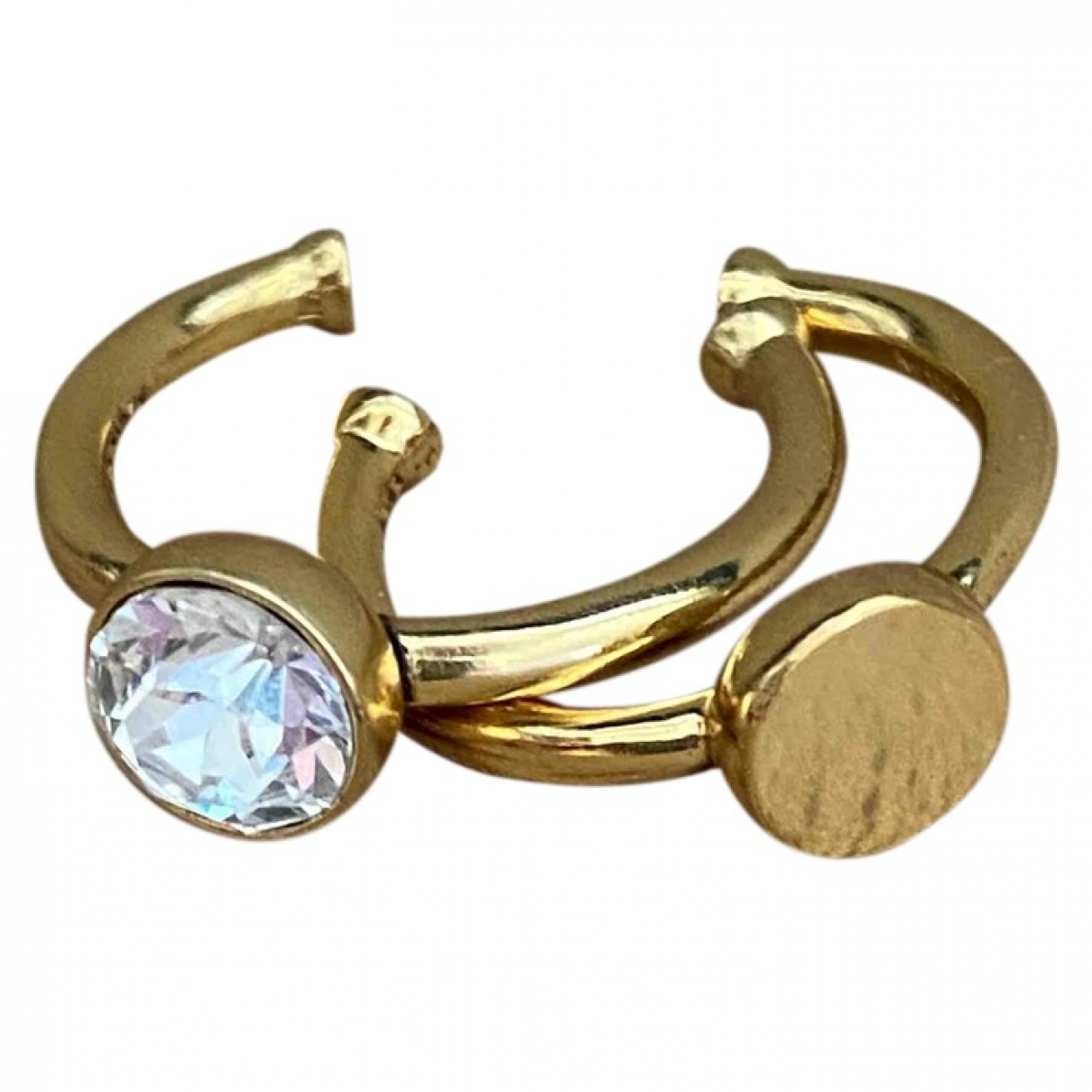 Marc Jacobs \N Ring in  Gold Metall