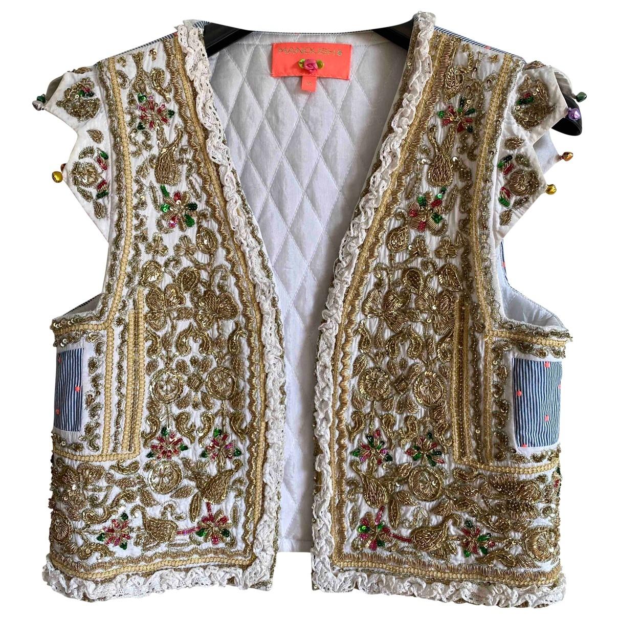 Manoush - Pull   pour femme en coton