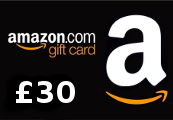 Amazon £30 Gift Card UK