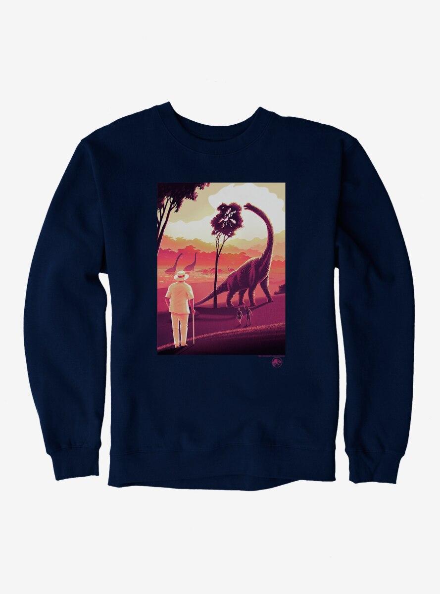 Jurassic World Before The Chaos Sweatshirt
