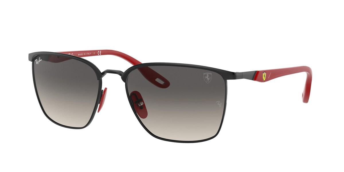Ray-Ban RB3673M F04111 Men's Sunglasses Black Size 56