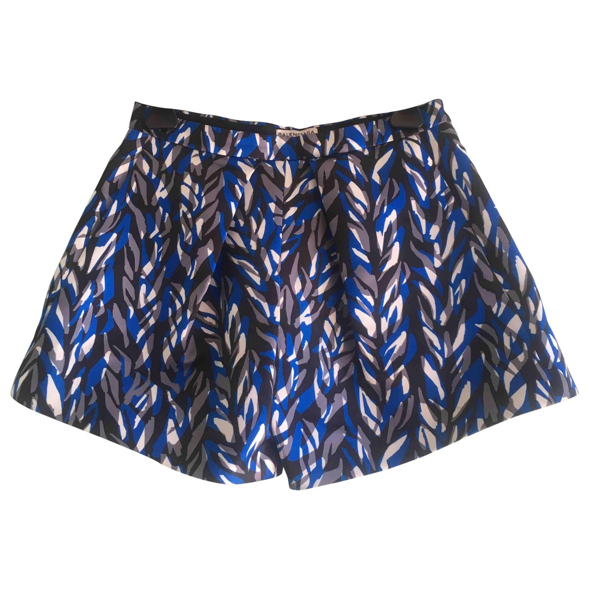 Balenciaga \N Shorts in  Bunt Synthetik