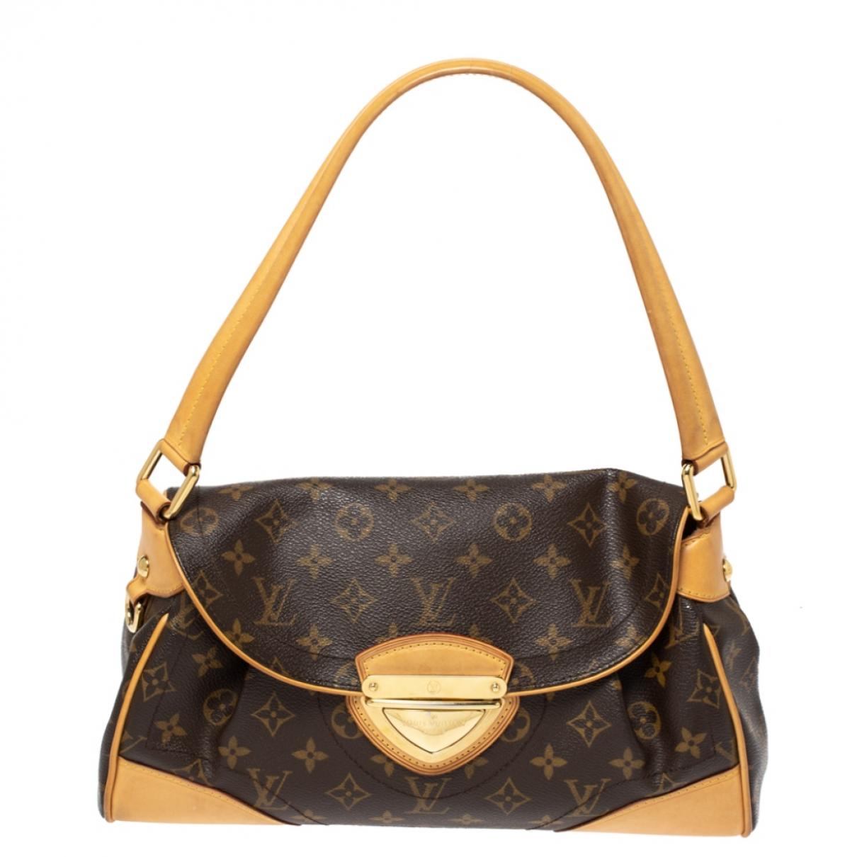 Louis Vuitton Beverly Cloth handbag for Women N
