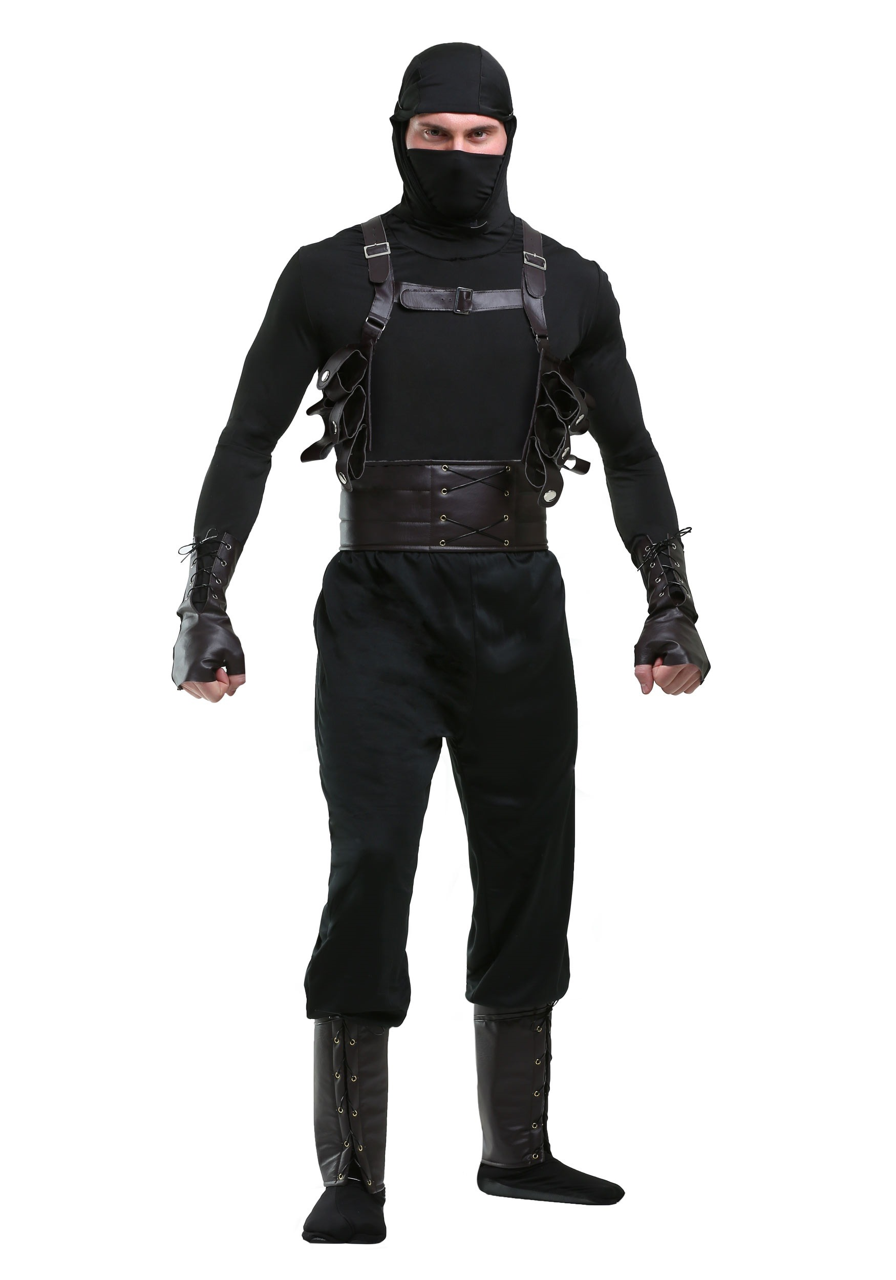 Men's Ninja Assassin Costume
