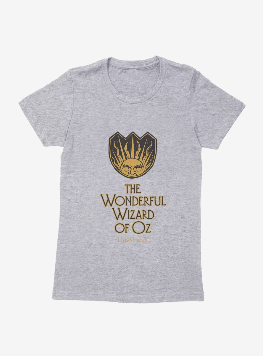 Recovering The Classics The Wizard Of Oz Womens T-Shirt