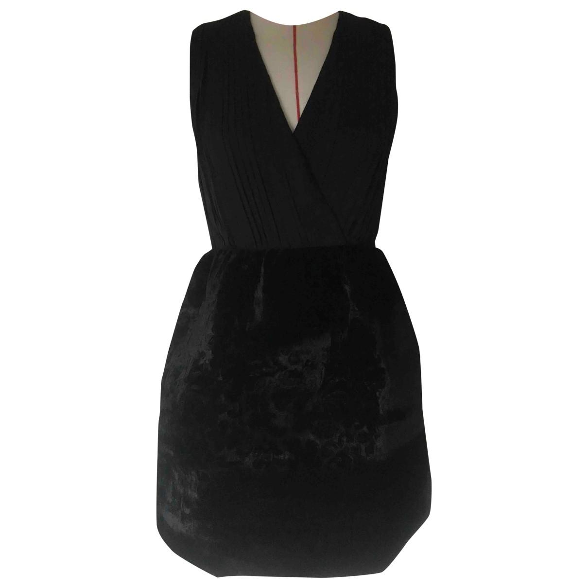 Mini vestido de Seda Alice & Olivia