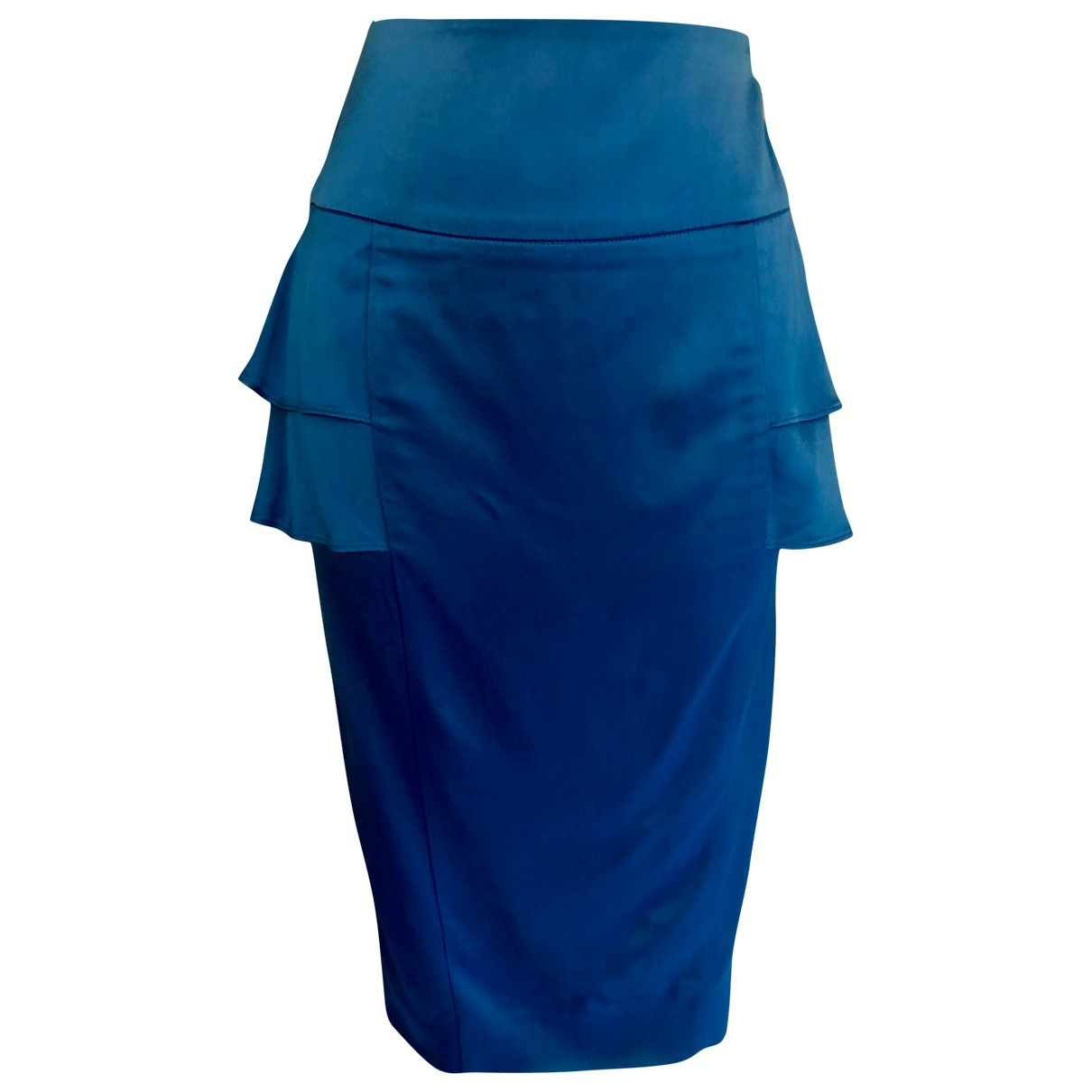 Reiss - Jupe   pour femme - turquoise