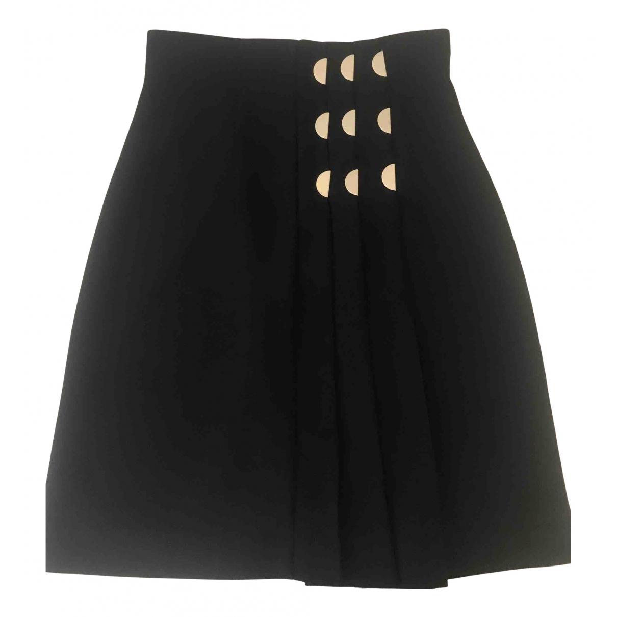 Mini falda Versace