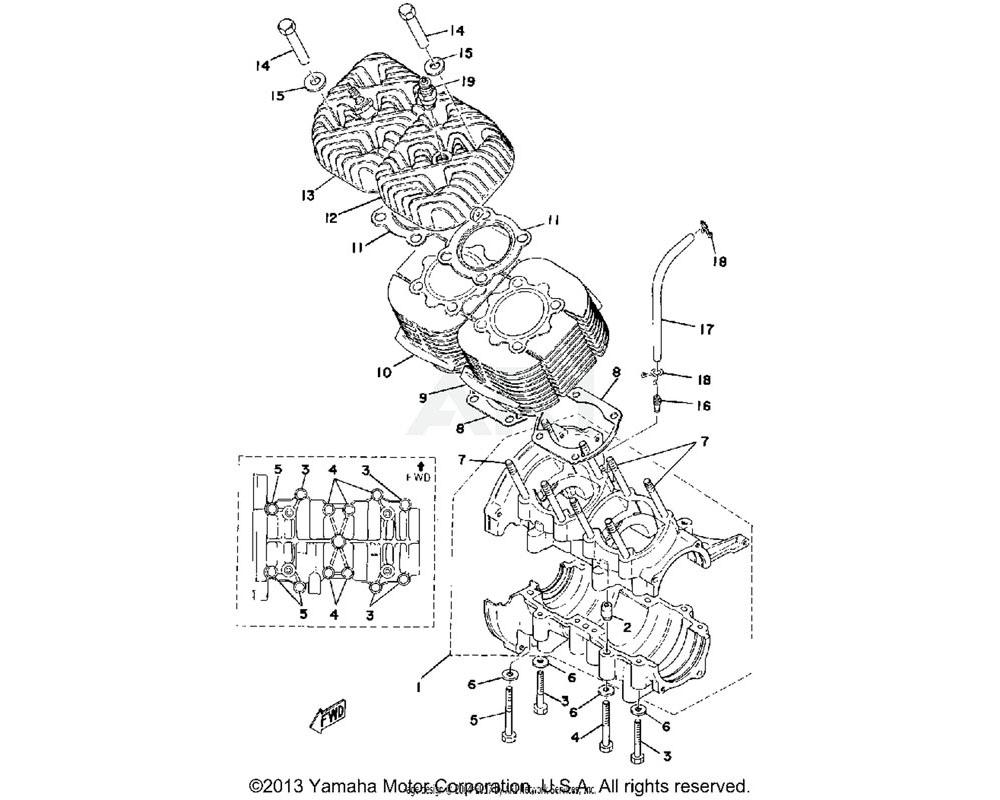 Yamaha OEM BR7-HS000-00-00 BR7HS NGK SPLUG 10