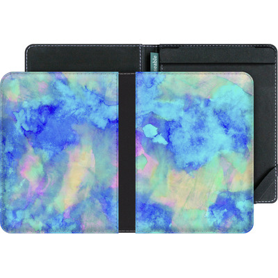 tolino vision 2 eBook Reader Huelle - Electrify Ice Blue von Amy Sia