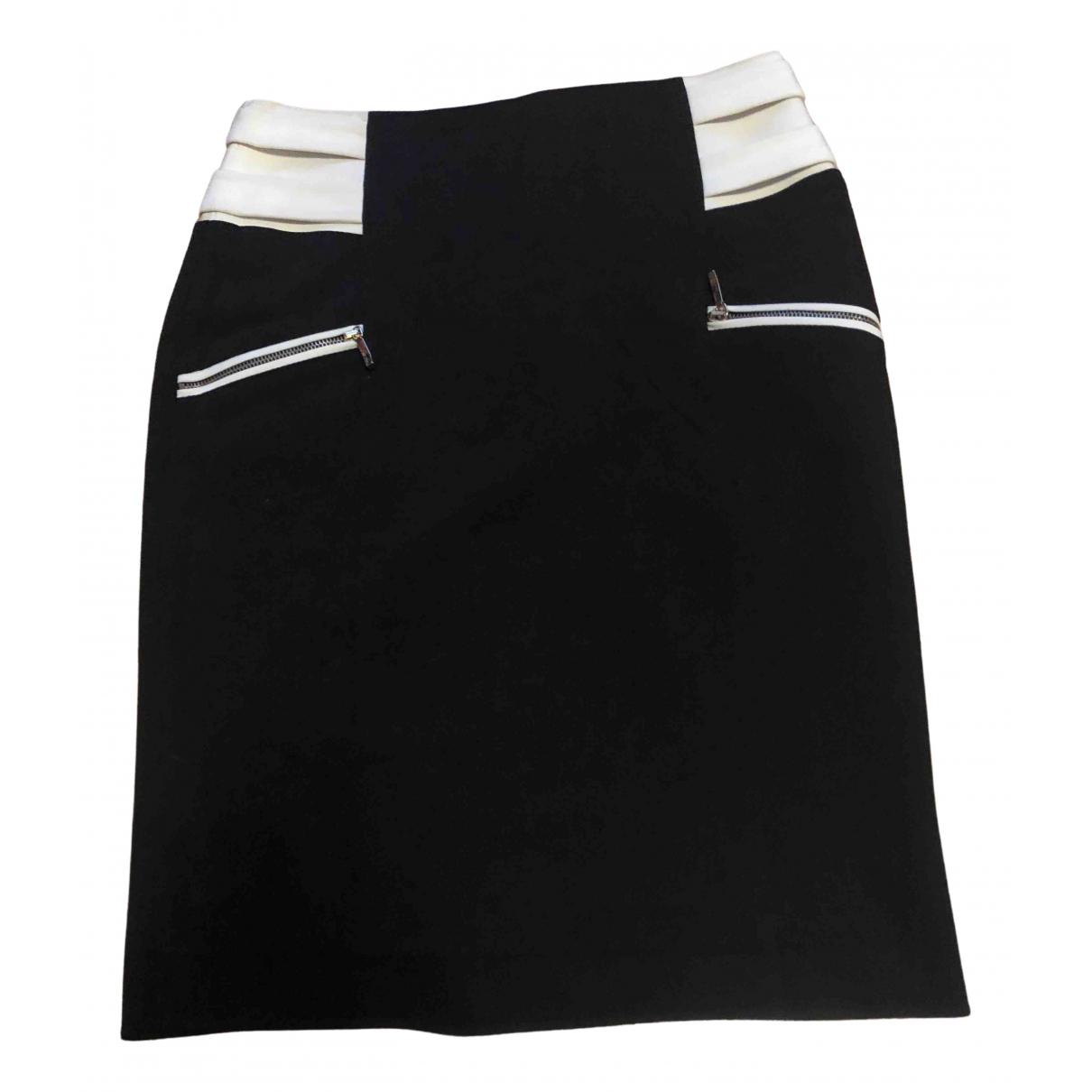 Guess - Jupe   pour femme en coton - noir