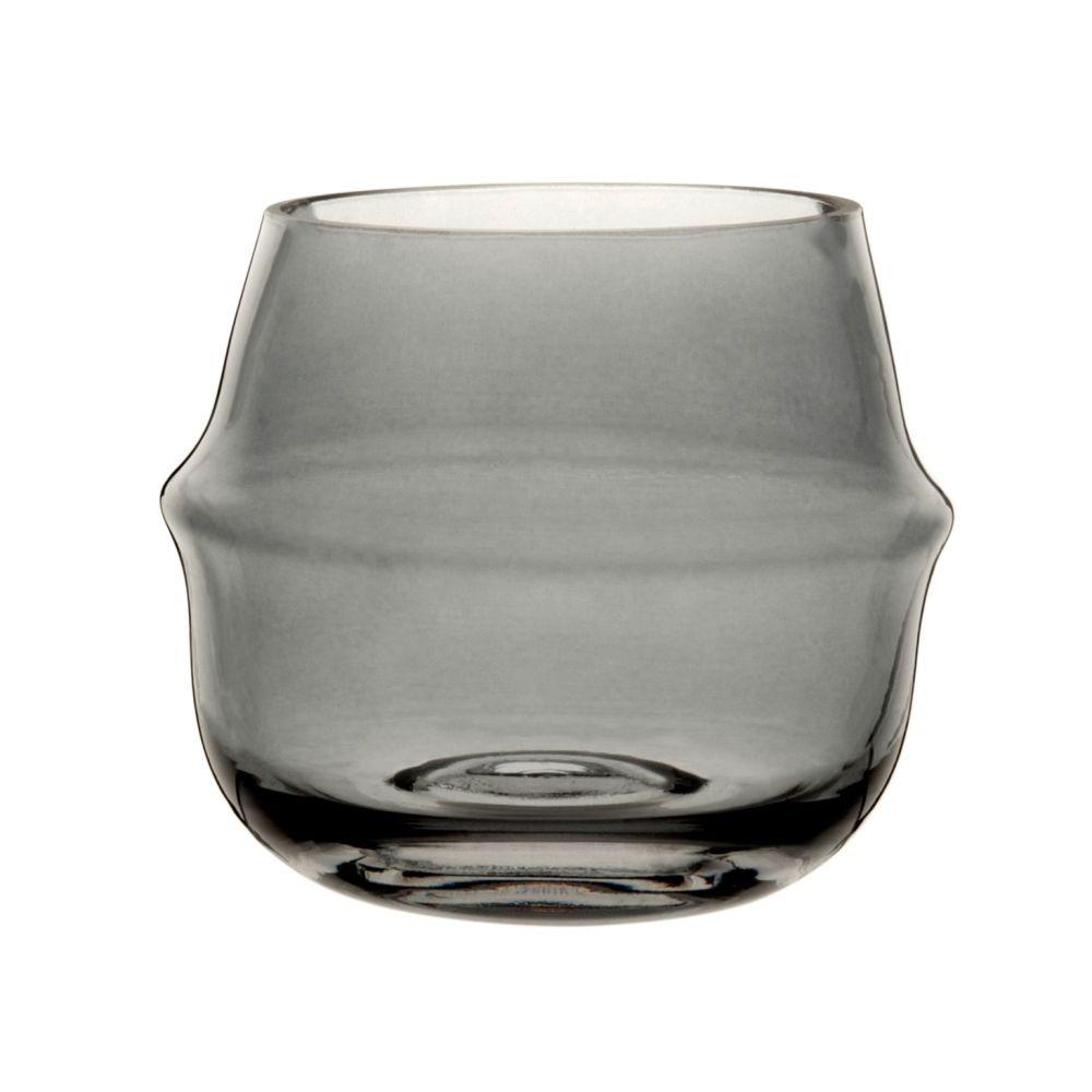 Vase aus getontem Glas H11