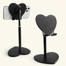 Desktop Handyhalter mit Herzen Design