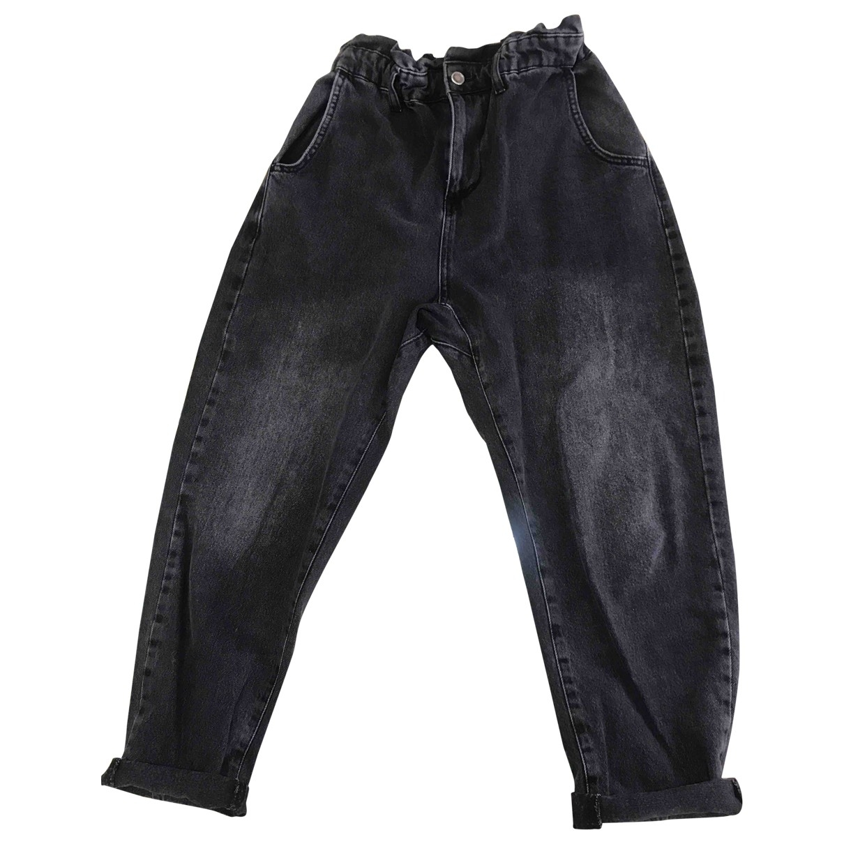 Zara \N Black Denim - Jeans Jeans for Women 26 US