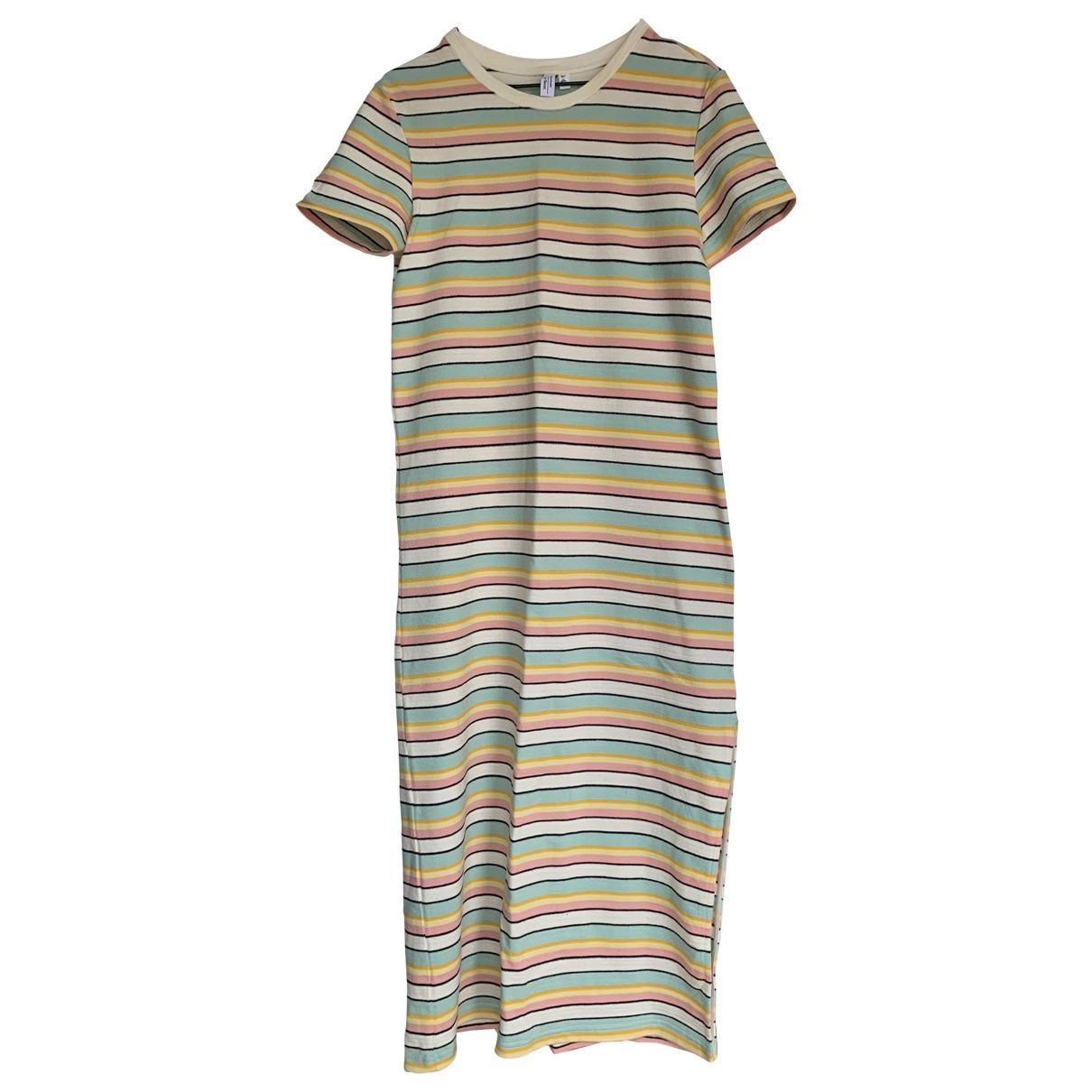 & Stories \N Multicolour Cotton dress for Women 34 FR