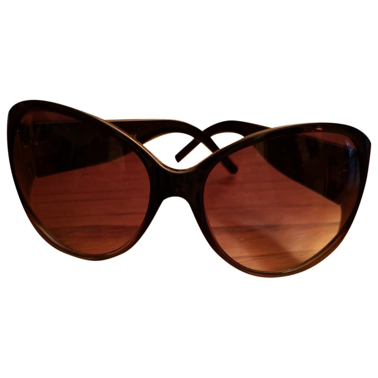 Max & Co \N Sonnenbrillen in  Schwarz Kunststoff