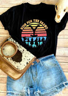 Yellowstone Ride For The Brand T-Shirt Tee - Black