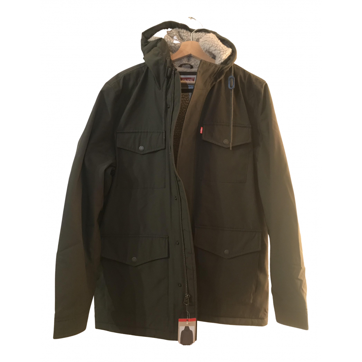 Levi's N Green coat  for Men L International
